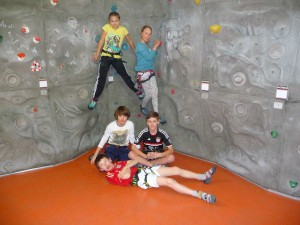 Kletterkids beim Training_internet